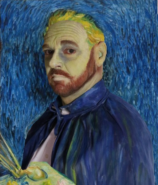 """Vincent van Gogh"" - Self Portrait"