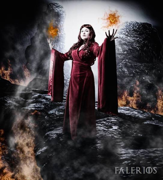 The Red Woman - Melisandre